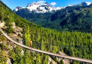 Places to Trail Run in Canada